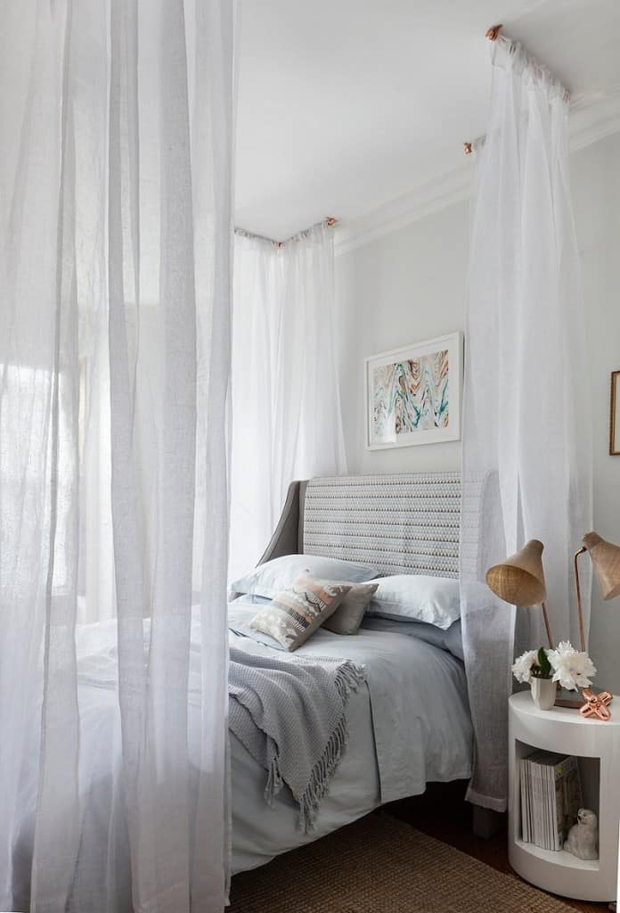 DREAMY CANOPY BED PROJECT