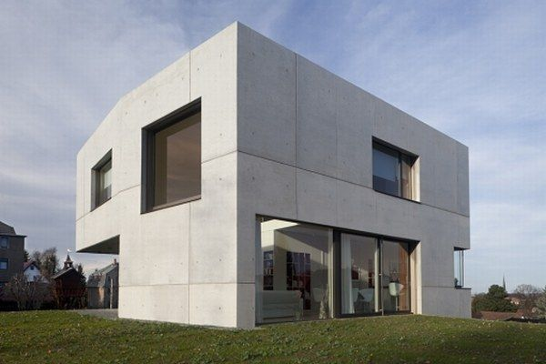 House from Atelier St Showcasing Beautiful Simplicity in Cainsdorf (1)