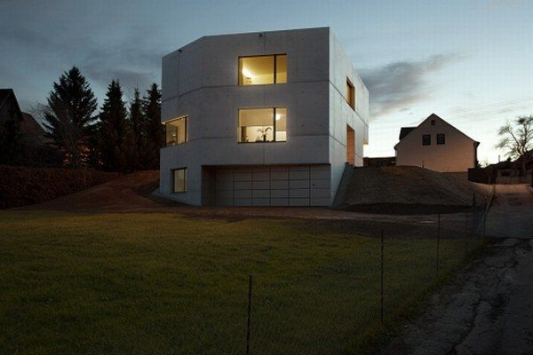 House from Atelier St Showcasing Beautiful Simplicity in Cainsdorf (3)