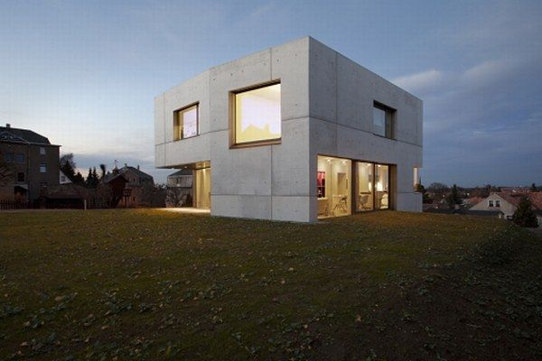 House from Atelier St Showcasing Beautiful Simplicity in Cainsdorf (7)