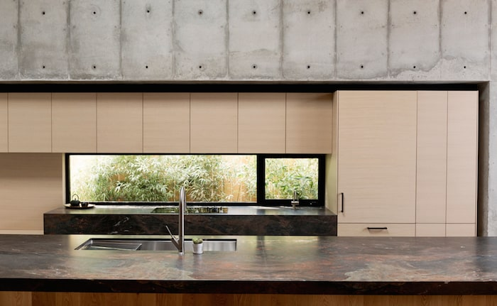 Minimal Wood and Concrete Composition by By Robertson Design (10)