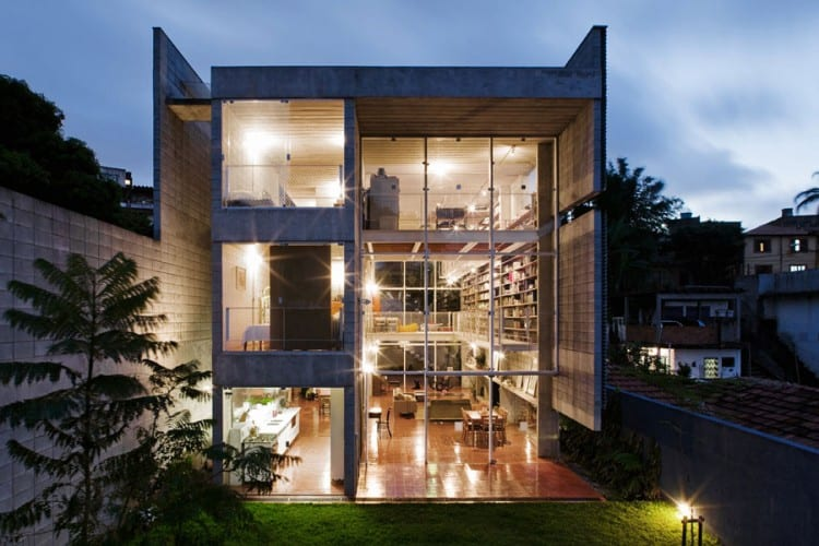 Concrete Walls For Homes : The ultimate guide to concrete homes tips and designs