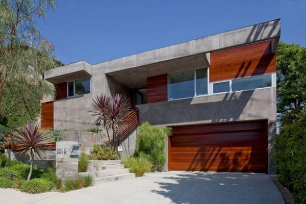 Redesdale Residence - Stunning Modern Home in Los Angeles (1)