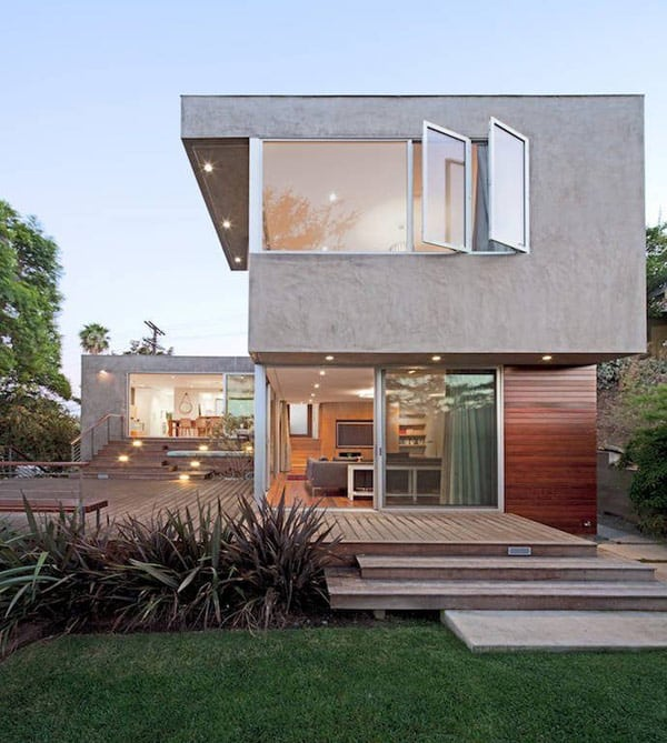Redesdale Residence - Stunning Modern Home in Los Angeles (2)