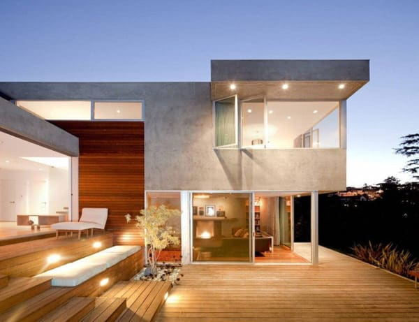 Redesdale Residence Stunning Modern Home in Los Angeles 3