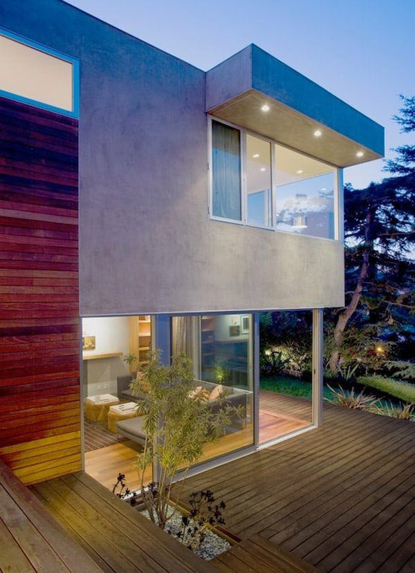 Redesdale Residence - Stunning Modern Home in Los Angeles (4)
