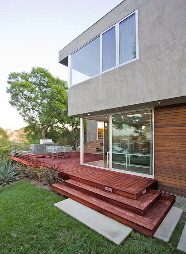 Redesdale Residence - Stunning Modern Home in Los Angeles (6)