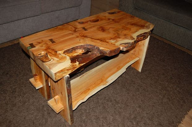 Simple Free DIY Coffee Table Plans homesthetics (10)