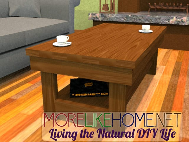 Simple Free DIY Coffee Table Plans homesthetics (11)