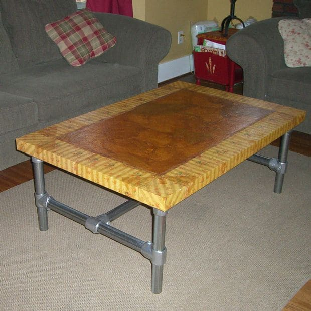 Coffee Table Plans.101 Simple Free Diy Coffee Table Plans