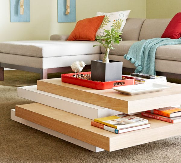 Simple Free DIY Coffee Table Plans homesthetics (14)