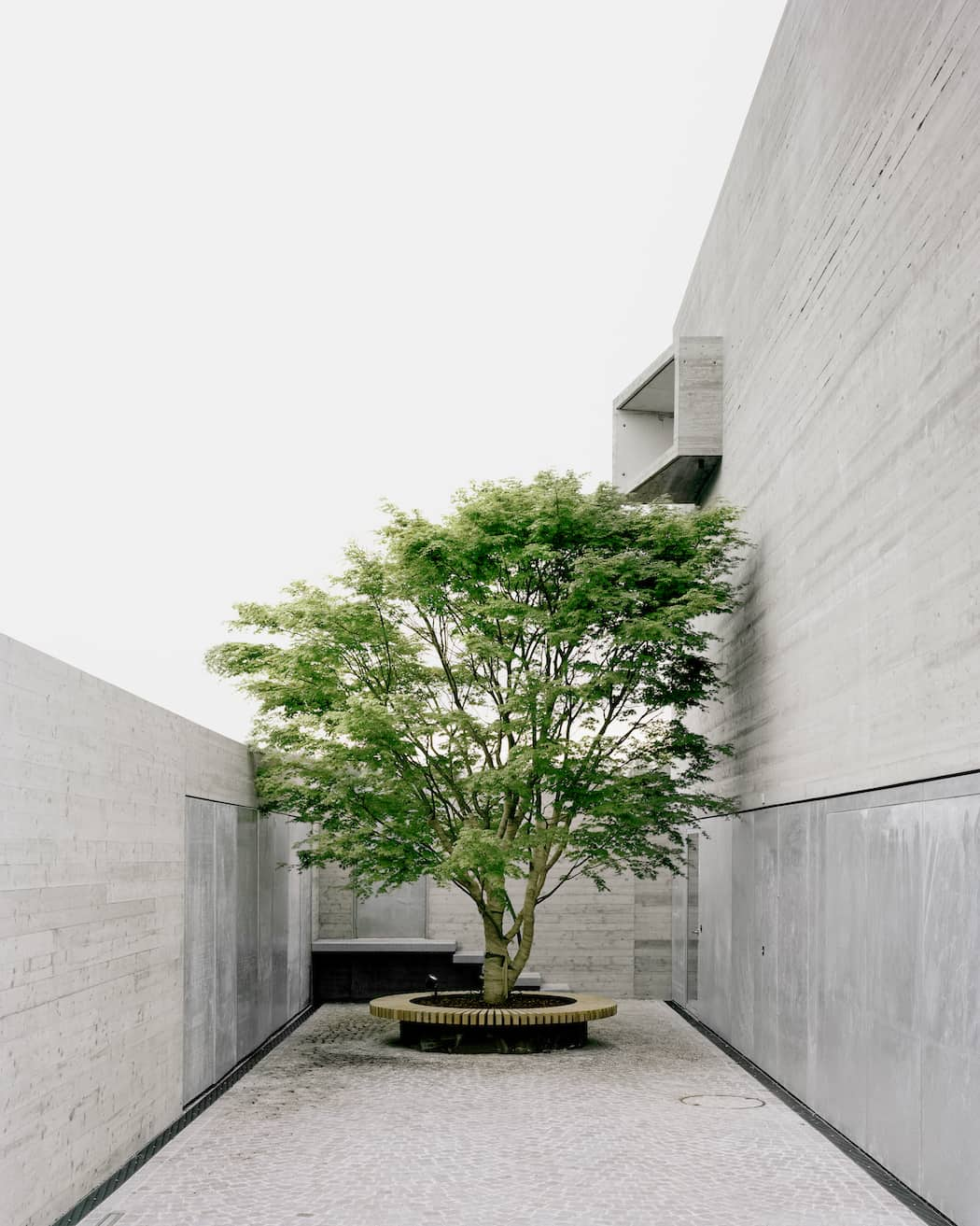 Simple and Elegant Swiss Concrete Residence by E2A (2)
