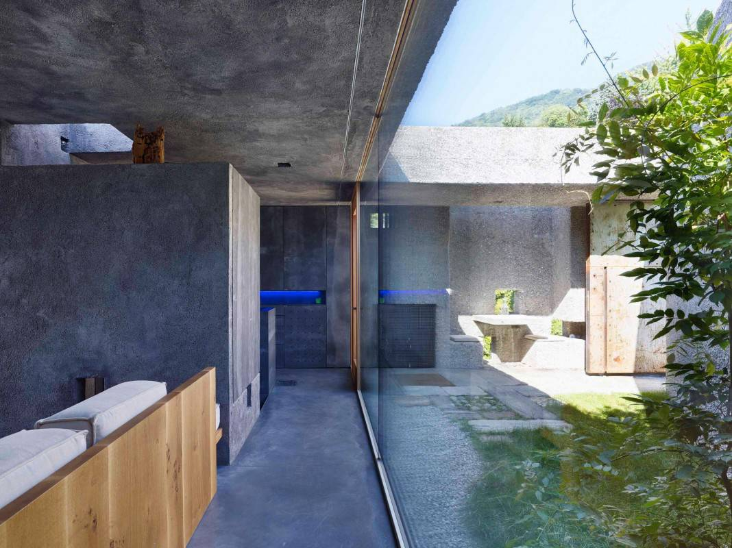 Tiny Bunker Home Transformed Into a Mesmerizing Refuge ...