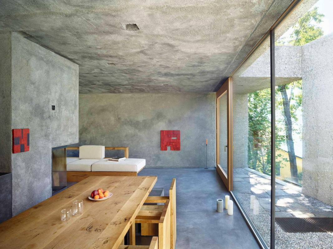 Tiny Bunker Home Transformed Into a Mesmerizing Refuge (9)