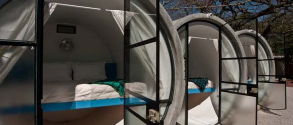 TuboHotel - Recycled Concrete Pipes Shaping Eco-Friendly Hotel (9)