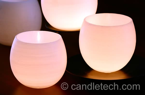 WATER BALLOON TEA-LIGHT CANDLE HOLDER
