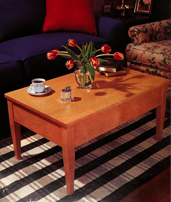 Fancy coffee table homesthetics