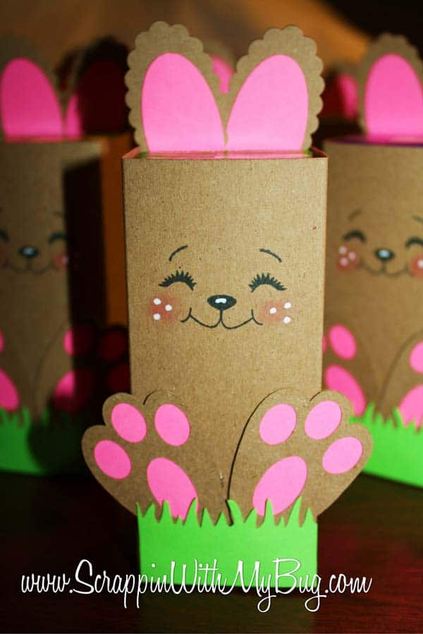 Personalize your gift boxes for Easter