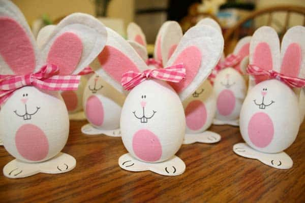 Shape Easter bunny eggs with ease