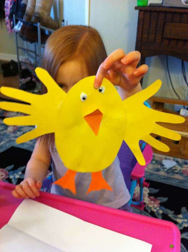 easy easter craft ideas for toddlers 24 and easy easter crafts for homesthetics 7697