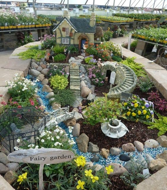 16 do it yourself fairy garden ideas for kids 10 - Garden Design Kids
