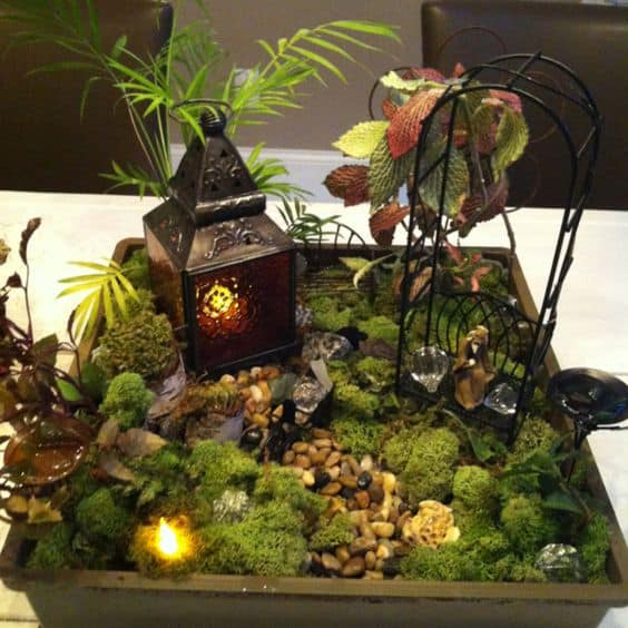 16 Do-It-Yourself Fairy Garden Ideas For Kids (5)