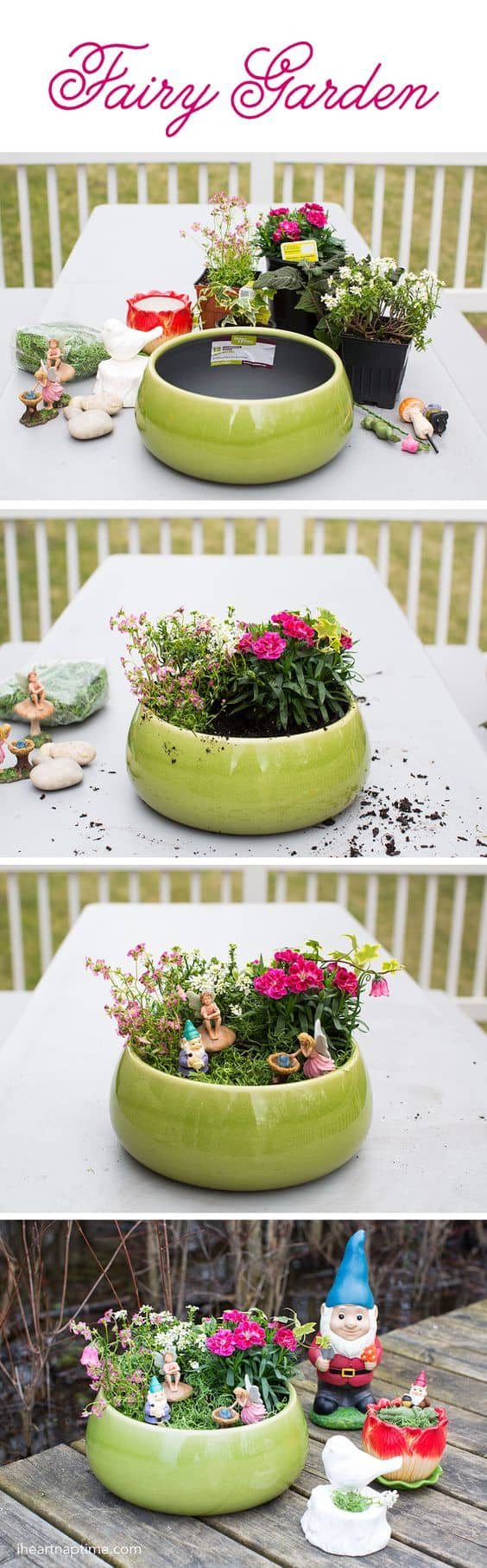 16 Do-It-Yourself Fairy Garden Ideas For Kids (7)
