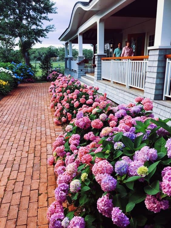 17 Curb Appeal Ideas To Enhance and Draw Attention To The Front Of Any Home (15)