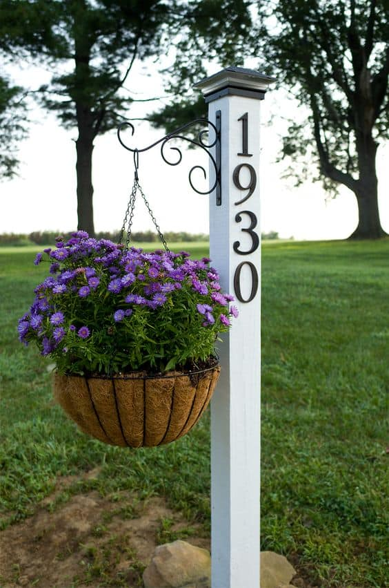 Front Yard Fence Ideas Curb Appeal Entrance