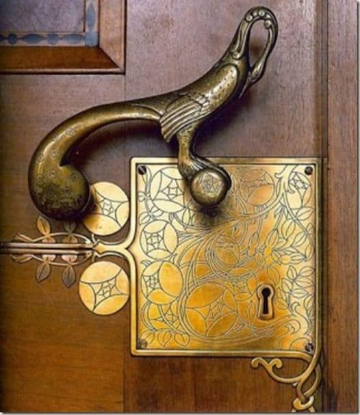 Unique And Interesting Door Knobs For An Appealing Front