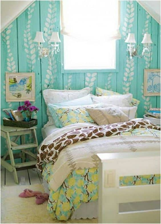 18 Teenage Bedroom Ideas Suitable For Every Girl (1)