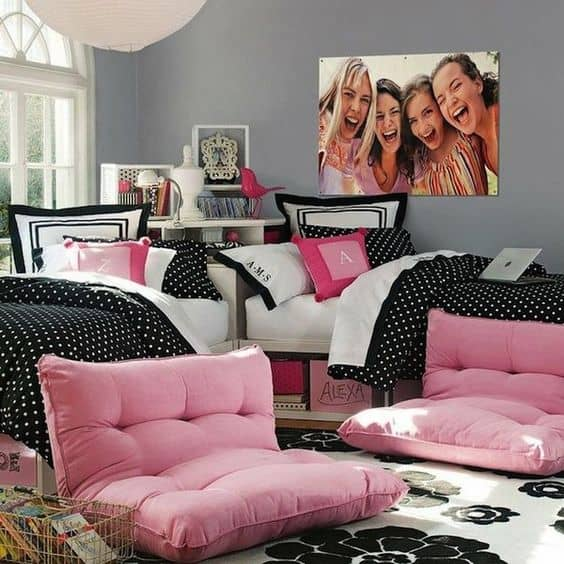 18 Teenage Bedroom Ideas Suitable For Every Girl (10)