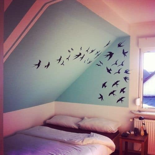 18 Teenage Bedroom Ideas Suitable For Every Girl (13)