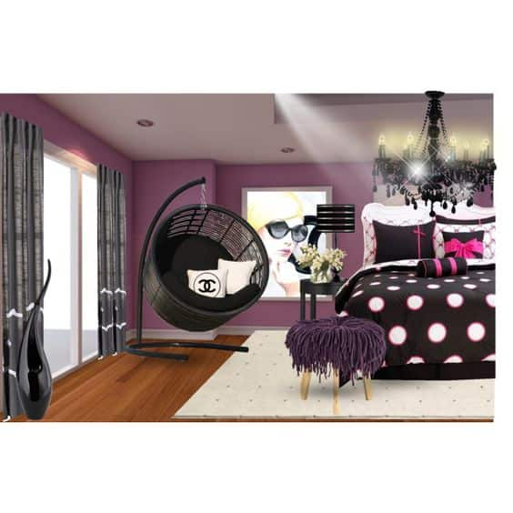 18 Teenage Bedroom Ideas Suitable For Every Girl (3)