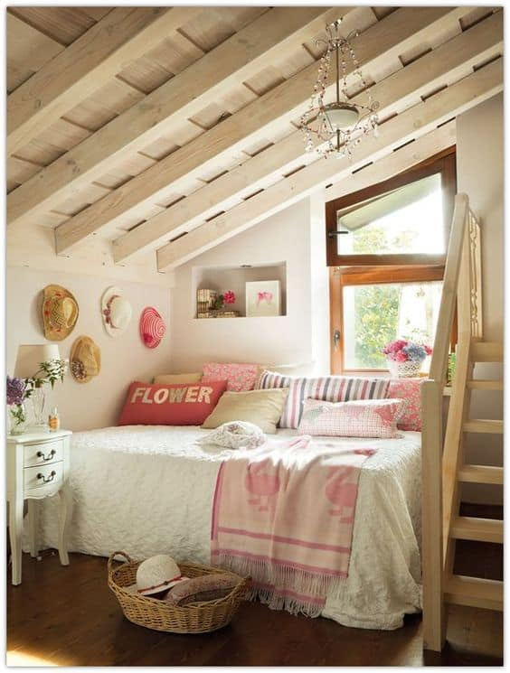 18 Teenage Bedroom Ideas Suitable For Every Girl (4)