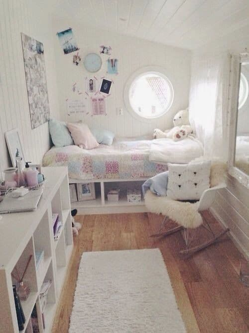 18 Teenage Bedroom Ideas Suitable For Every Girl (5)