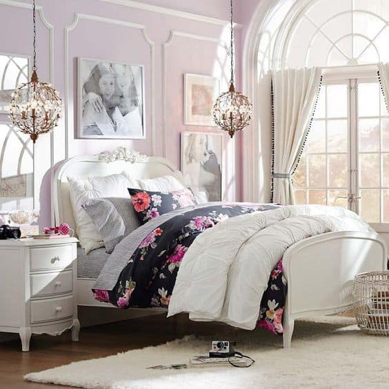 18 Teenage Bedroom Ideas Suitable For Every Girl (6)