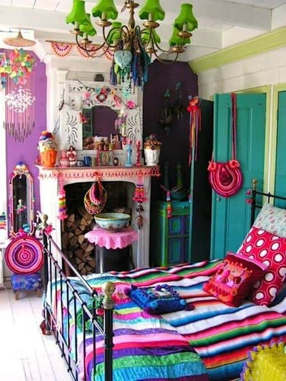 18 Teenage Bedroom Ideas Suitable For Every Girl (9)