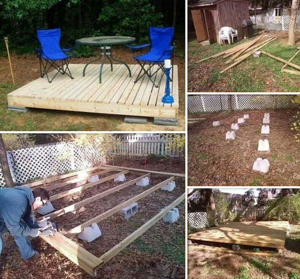 19 Stunning Low Budget Floating Deck Ideas For Your Home Homesthetics Decor  (12)