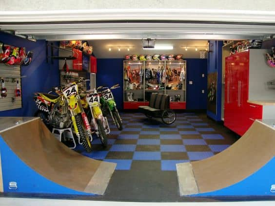 19 Ways To Transform Your Garage Into A Living Space (1)