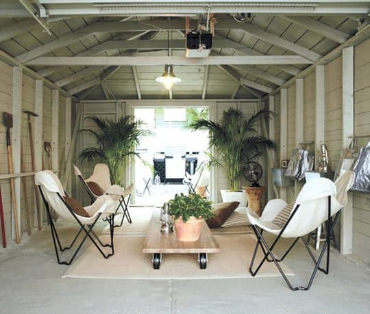 19 Ways To Transform Your Garage Into A Living Space (19)