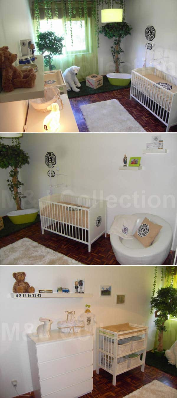 22 Simply Splendid Decor Baby Nursery Ideas to Consider homesthetics decor (11)