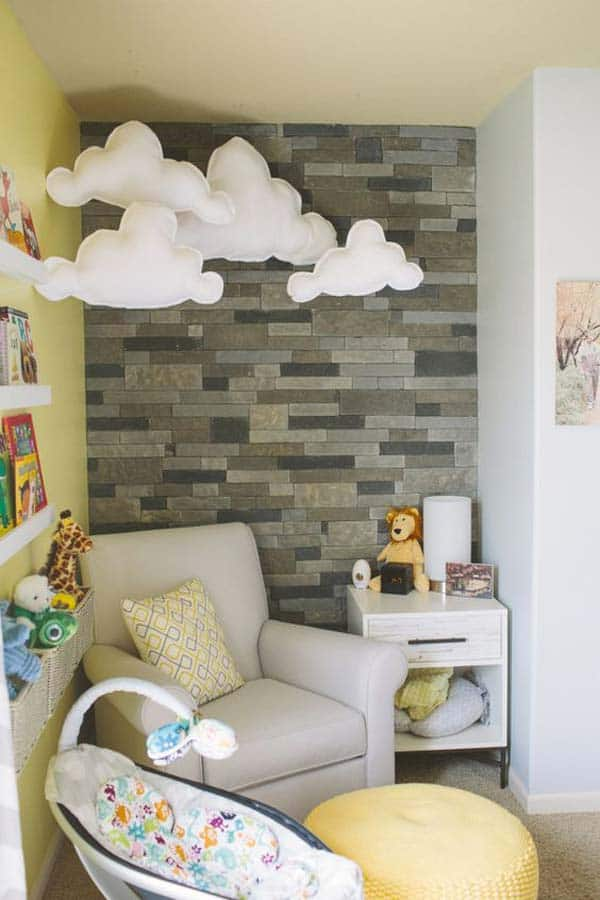 22 Simply Splendid Decor Baby Nursery Ideas to Consider homesthetics decor (19)
