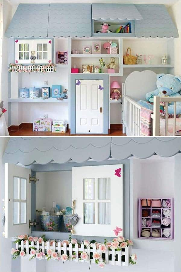 22 Simply Splendid Decor Baby Nursery Ideas to Consider homesthetics decor (4)
