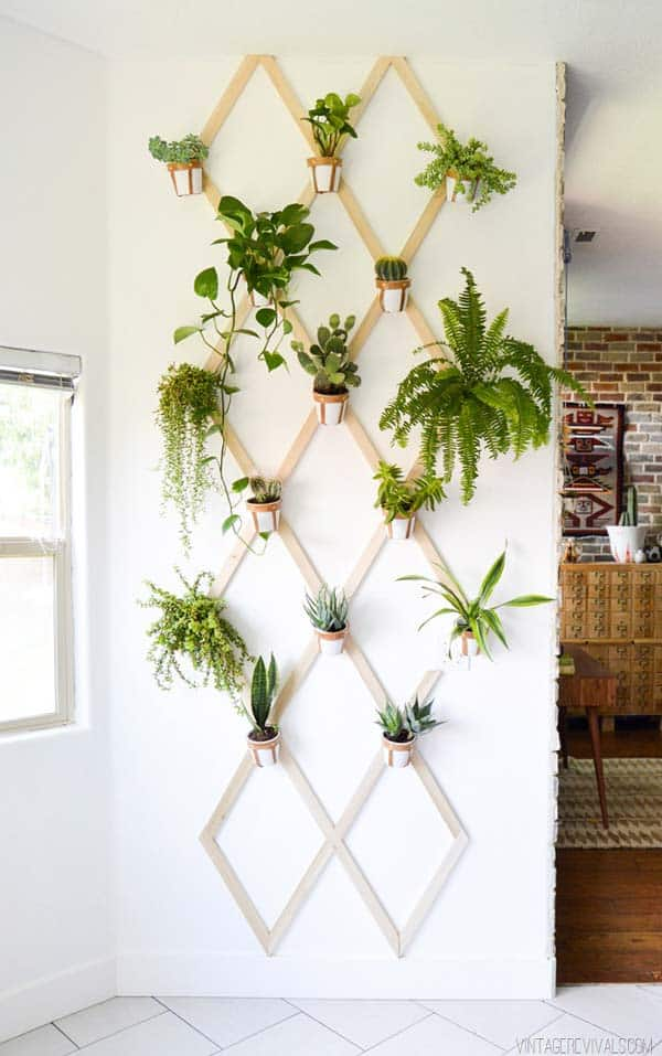24 of The Most Beautiful Ideas on Indoor Mini Garden to Collect homesthetics (1)