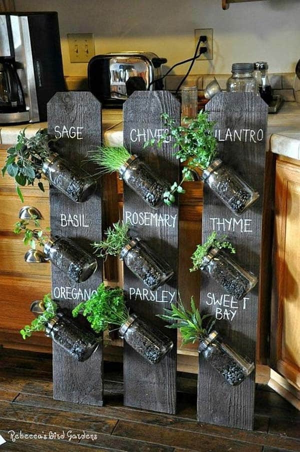 24 of The Most Beautiful Ideas on Indoor Mini Garden to Collect homesthetics (11)