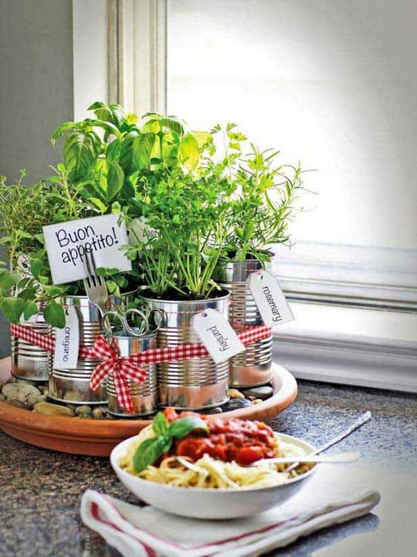 24 of The Most Beautiful Ideas on Indoor Mini Garden to Collect homesthetics (18)