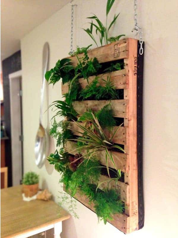 24 of The Most Beautiful Ideas on Indoor Mini Garden to Collect homesthetics (24)