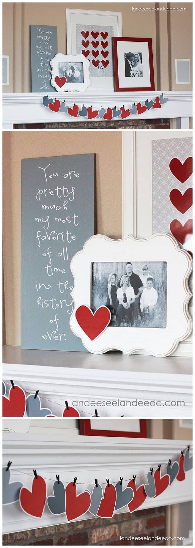 Beautiful DIY Heart Crafts For The Romantic In You-homesthetics (19)