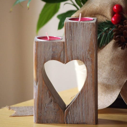Beautiful DIY Heart Crafts For The Romantic In You-homesthetics (8)
